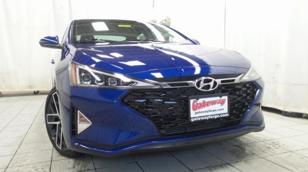 2019 Hyundai Elantra Sport 1 6t Automatic For Sale In Fargo