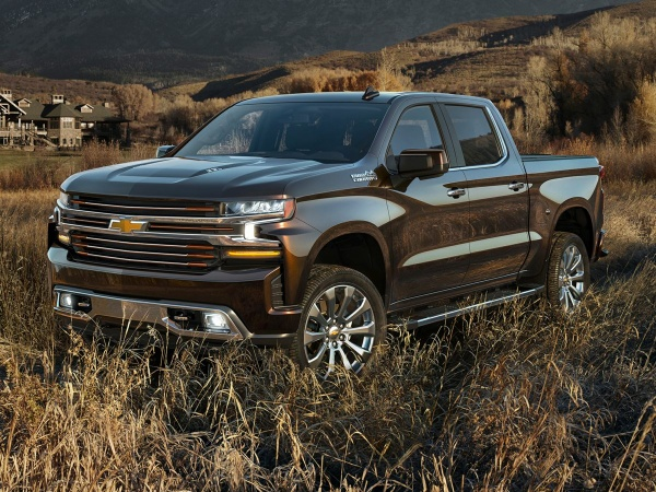 2019 Chevrolet Silverado 1500 in Fargo, ND