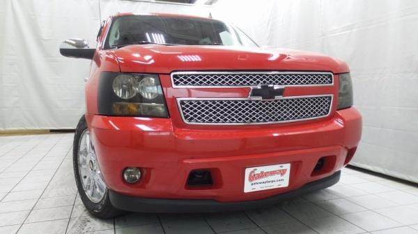 2009 Chevrolet Avalanche LTZ