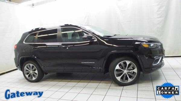 2019 Jeep Cherokee in Fargo, ND