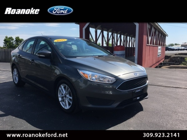 2017 Ford Focus in Roanoke, IL