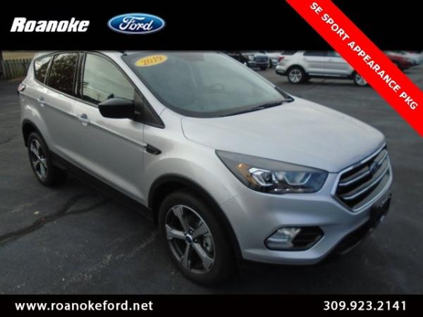 2019 Ford Escape in Roanoke, IL