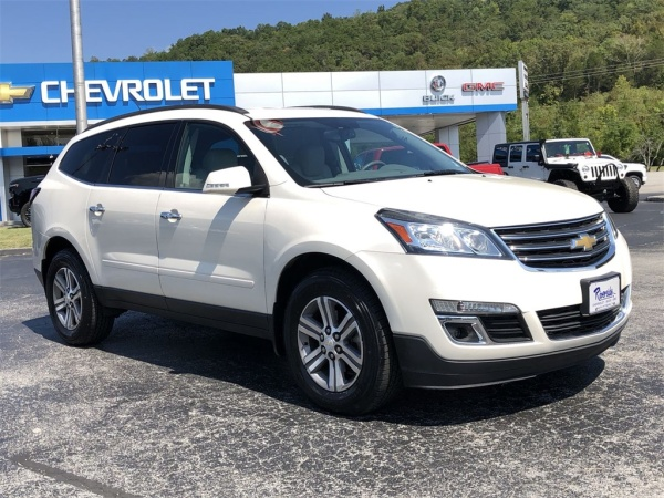 2015 Chevrolet Traverse in South Pittsburg, TN