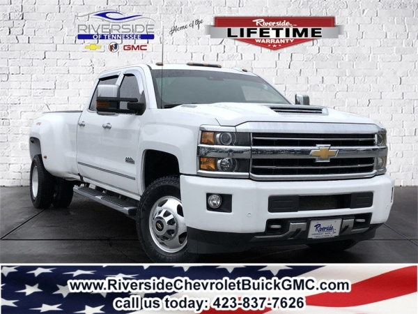 2018 Chevrolet Silverado 3500HD in South Pittsburg, TN