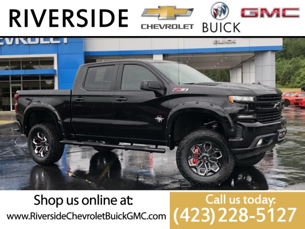 2019 Chevrolet Silverado 1500 in South Pittsburg, TN