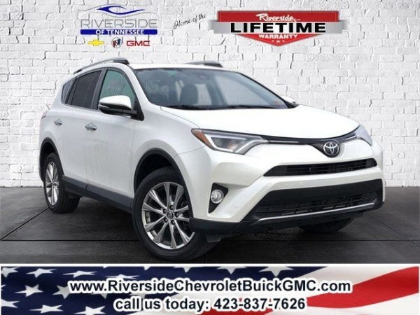 2017 Toyota RAV4 in South Pittsburg, TN