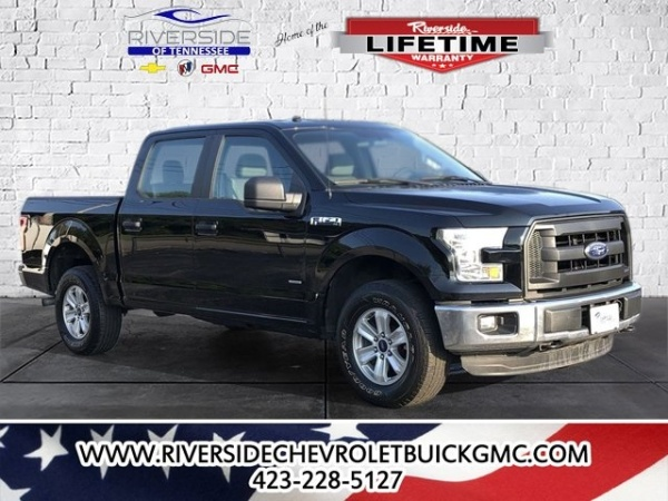 2016 Ford F-150 in South Pittsburg, TN