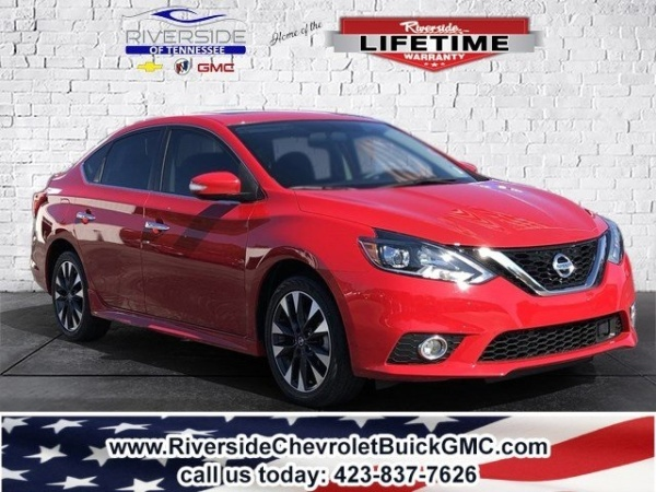 2018 Nissan Sentra in South Pittsburg, TN