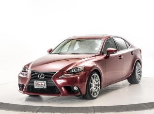 Used 2014 Lexus IS IS 250 Sedan RWD For Sale In Baton Rouge, LA