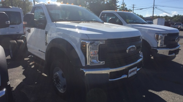 2019 Ford Super Duty F-550 in Ayer, MA