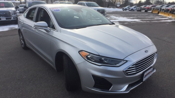 2019 Ford Fusion in Ayer, MA