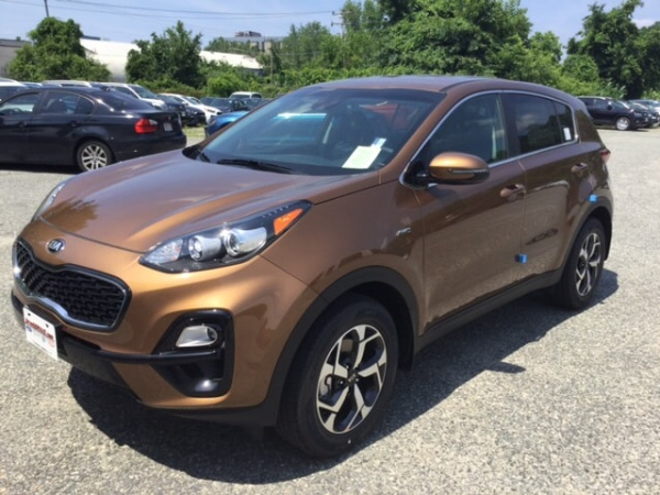 2020 Kia Sportage in Lowell, MA