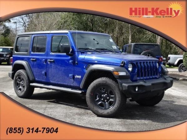 2020 Jeep Wrangler in Pensacola, FL