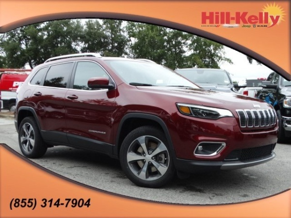 2020 Jeep Cherokee in Pensacola, FL