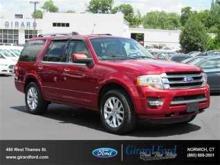 Used  Ford Expedition Limited Wd For Sale In Norwich Ct
