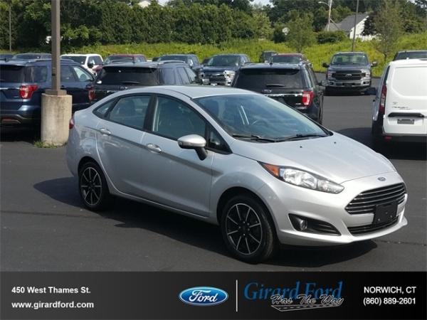 2016 Ford Fiesta in Norwich, CT