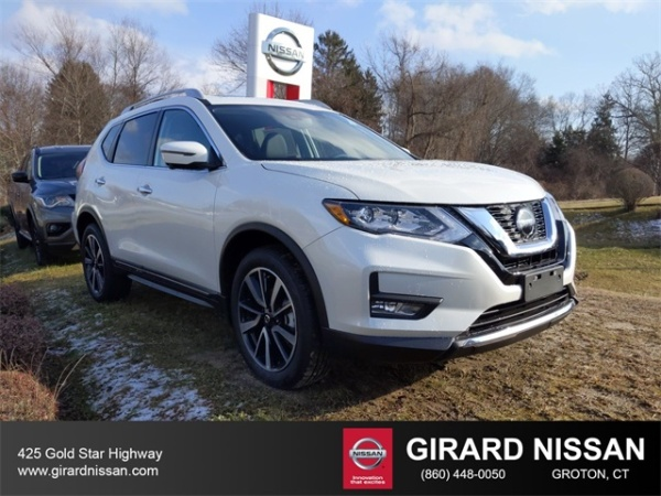2020 Nissan Rogue in Groton, CT
