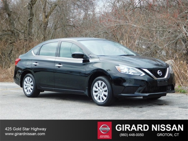 2019 Nissan Sentra in Groton, CT