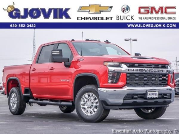 2020 Chevrolet Silverado 3500HD in Sandwich, IL