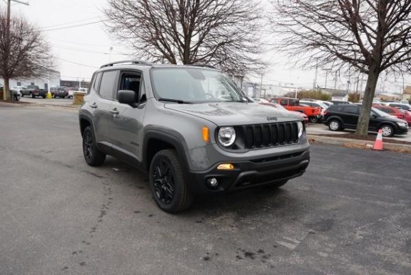 2020 Jeep Renegade in Fort Wayne, IN