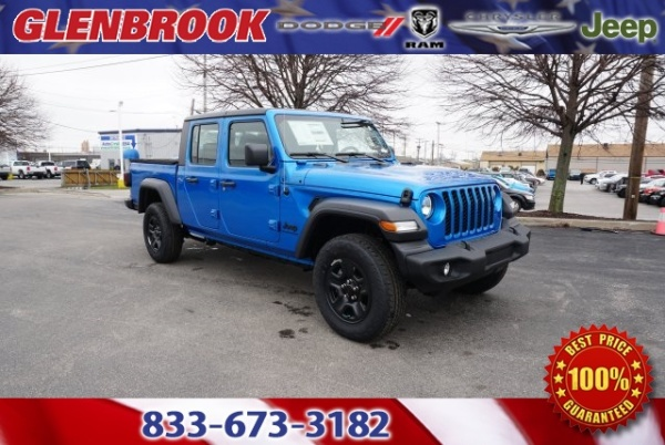 2020 Jeep Gladiator in Fort Wayne, IN