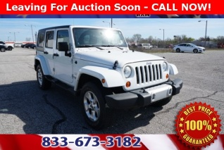 2017 Jeep Wrangler Unlimited Sahara For In Fort Wayne