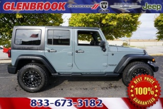 2017 Jeep Wrangler Unlimited Sport For In Fort Wayne