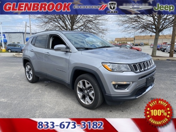 2019 Jeep Compass in Fort Wayne, IN