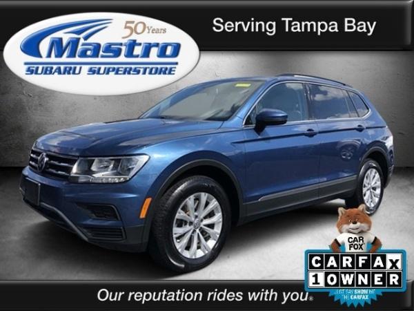2018 Volkswagen Tiguan in Tampa, FL