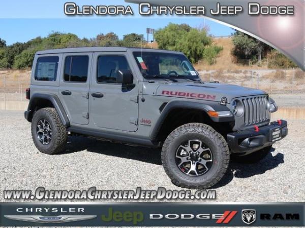 2020 Jeep Wrangler in Glendora, CA