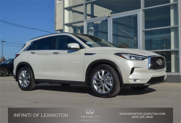2020 INFINITI QX50 in Lexington, KY