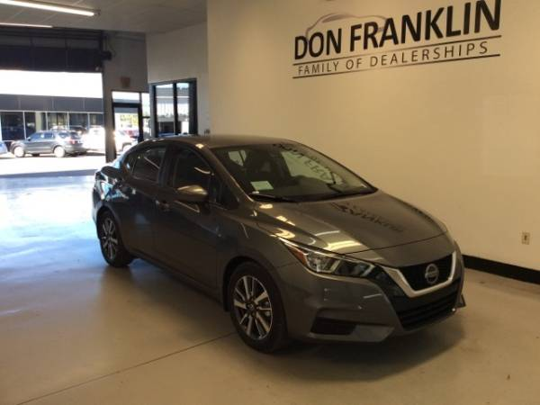 2020 Nissan Versa in Lexington, KY