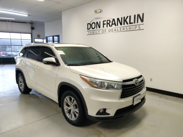 2015 Toyota Highlander in Lexington, KY