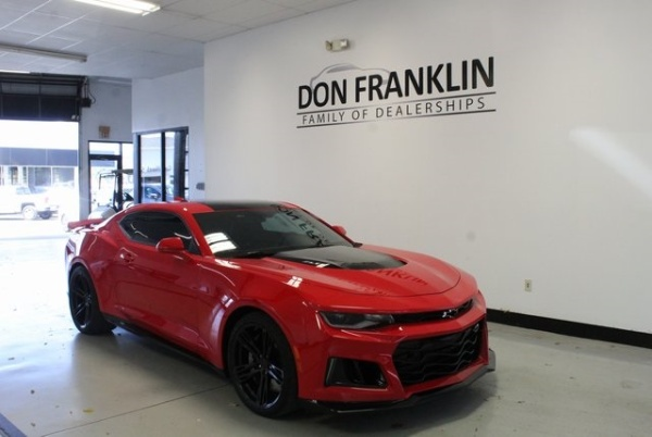 2017 Chevrolet Camaro in Lexington, KY