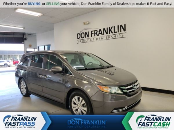 2014 Honda Odyssey in Lexington, KY