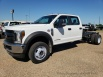 """2019 Ford Super Duty F-450 Chassis Cab XL Crew Cab 203"""" 84"""" CA 4WD for Sale in Clifton, TX"""