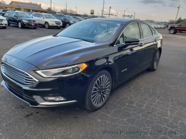 2018 Ford Fusion in Clifton, TX