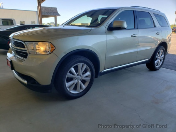 2012 Dodge Durango in Clifton, TX