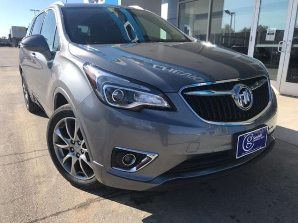 2020 Buick Envision in Oxford, ME