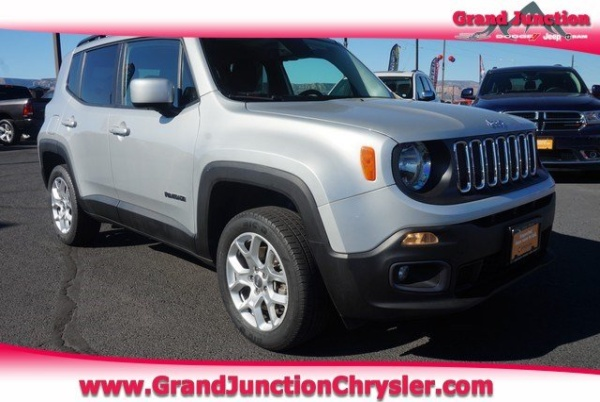 2016 Jeep Renegade in Grand Junction, CO