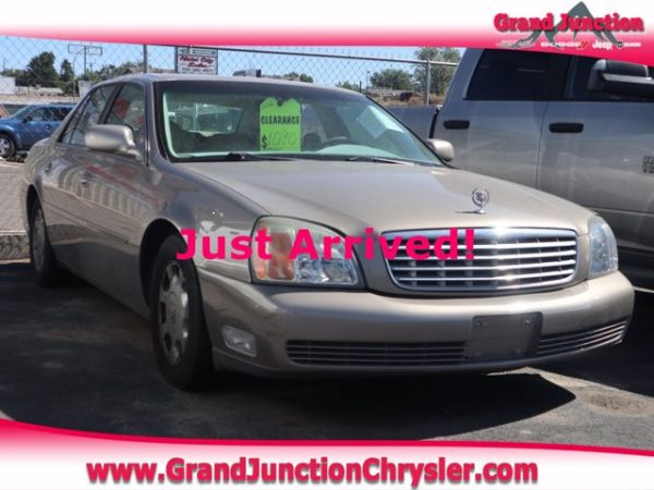 2002 Cadillac DeVille in Grand Junction, CO