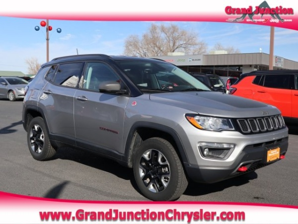 2018 Jeep Compass in Grand Junction, CO