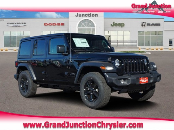 2019 Jeep Wrangler in Grand Junction, CO