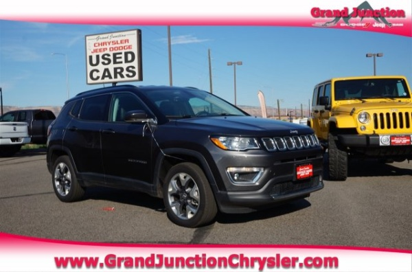 2017 Jeep Compass In Grand Junction, CO
