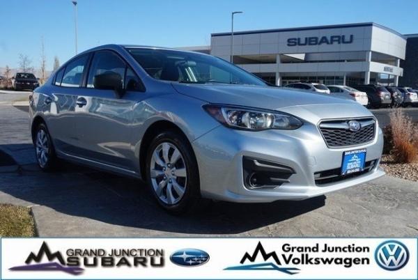 2018 Subaru Impreza in Grand Junction, CO