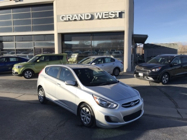 2017 Hyundai Accent In Grand Junction Co