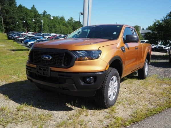 2019 Ford Ranger in Rochester, NH