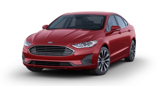 2020 Ford Fusion in Rochester, NH