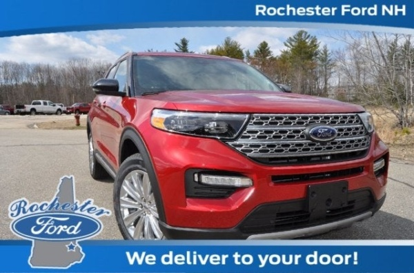 2020 Ford Explorer in Rochester, NH