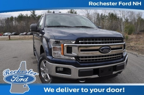 2020 Ford F-150 in Rochester, NH